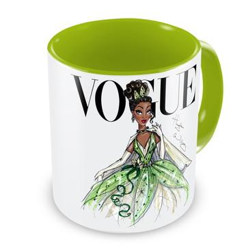 Caneca Princesa Tiana by Vogue