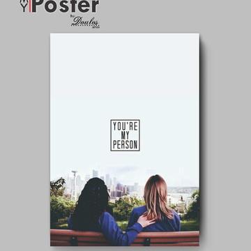 Poster série - GREY'S ANATOMY