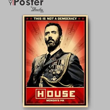 Poster série - Dr. House
