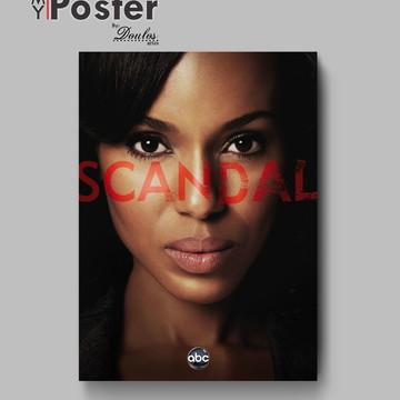 Poster série - SCANDAL