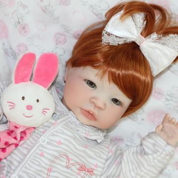 Boneca Bebê Reborn Bela