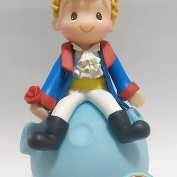 Topo de bolo O Pequeno Príncipe