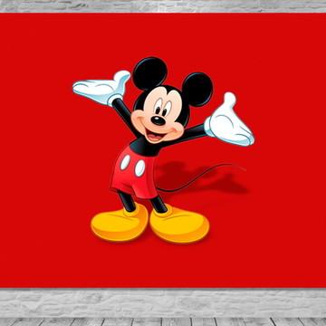 Painel Mickey - Frete Grátis