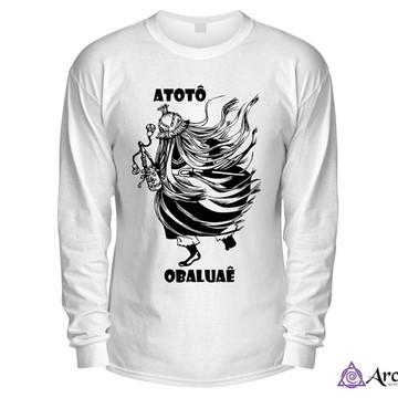 Camisa Obaluaê - Tamanho G