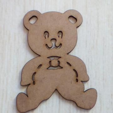 Recorte de urso 12 cm