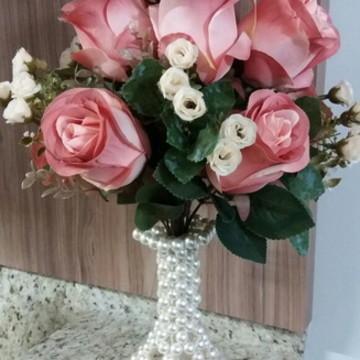 Vasos para flores floreiras decorativos