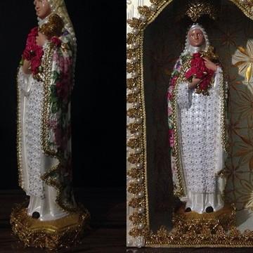 Santa Terezinha - 30cm