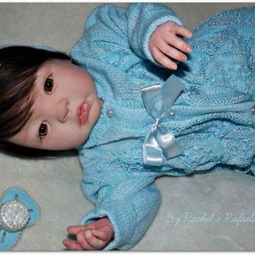 8b237943d8 Bebê reborn Tatazinha com enxovalzinho