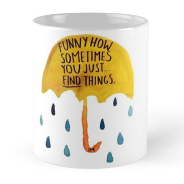 Caneca How I Met Your Mother 5