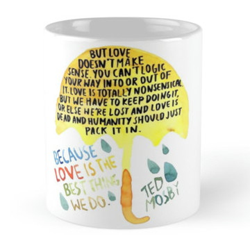 Caneca How I Met Your Mother 7