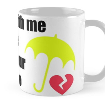 Caneca How I Met Your Mother 9