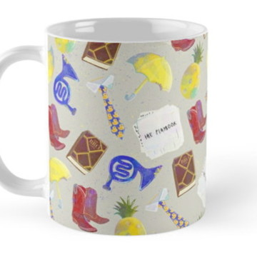 Caneca How I Met Your Mother 10