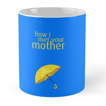 Caneca How I Met Your Mother 13