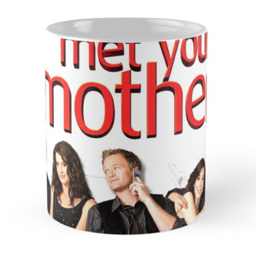 Caneca How I Met Your Mother 20