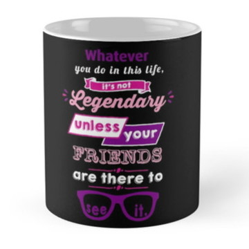 Caneca How I Met Your Mother 21