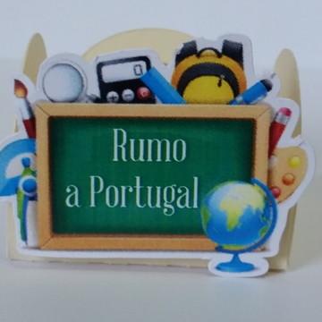 Forminhas Estudando em Portugal
