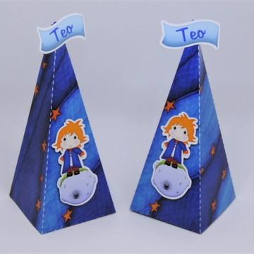 Caixa Piramide Pequeno Principe