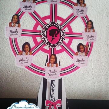 Roda Gigante - Barbie Paris
