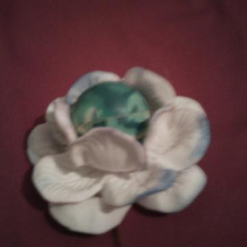Forma de Docinho de Flor em Eva