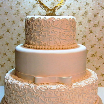 Topo de bolo casamento acrilico festaTP6