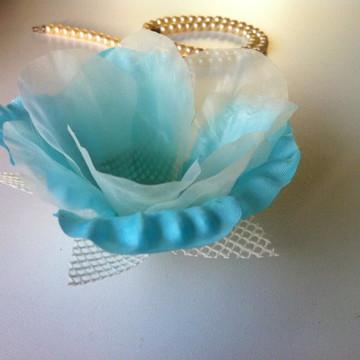 Forma em tecido Papoula Elegante