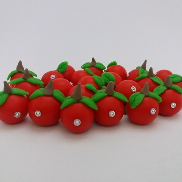 Miniaturas Maçãs Branca de Neve