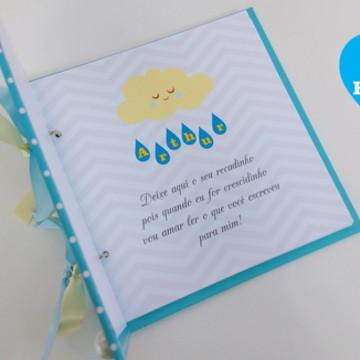 Caderno de Assinaturas Maternidade