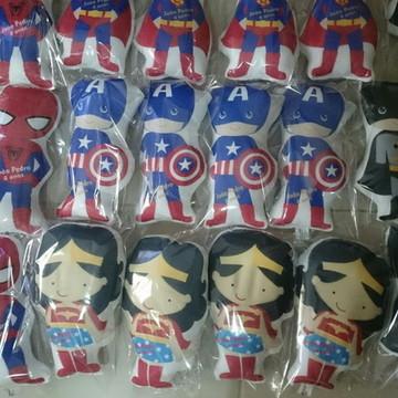 Almofada Super Herois kit com 20