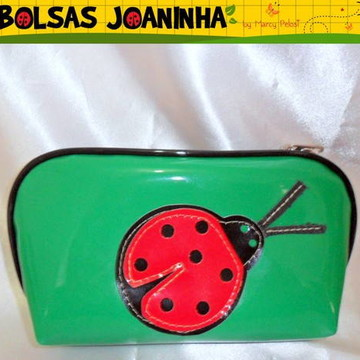 Lembrancinha Estojo Joaninha