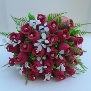 Buquê de Flores em Eva