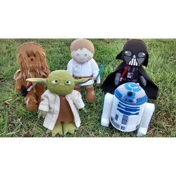 Personagens Star Wars variados