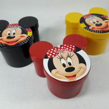 Caixinha Mickey - Mickey e Minnie