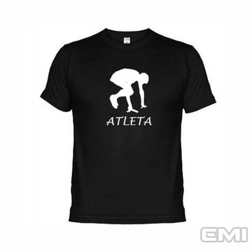 Camisetas Esportes Corrida atleta