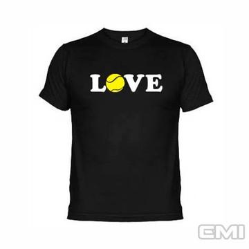 Camisetas Esportes Eu Amo jogar Tenis