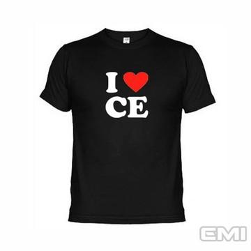 Camisetas Eu Amo Ce Ceará