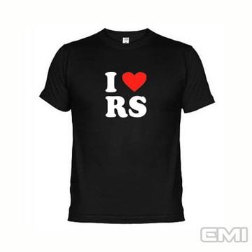8ba857069 Camisetas Eu Amo Rs Rio Grande Do Sul