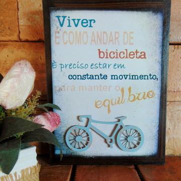 Quadro Vintage -Bicicleta