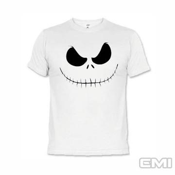 Camisetas Jack Skellington