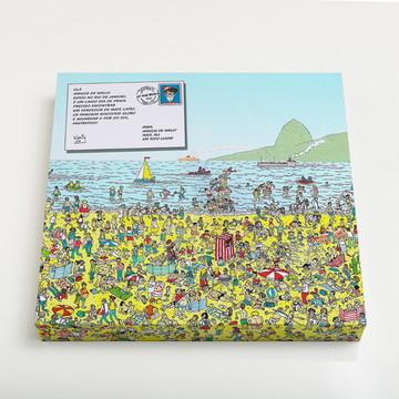 Quadro 16 Wally in Rio