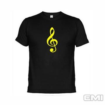 Camisetas Nota Musical