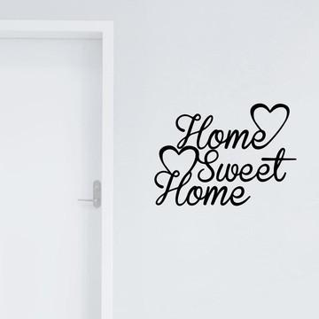 Adesivo Home Sweet Home casa decor