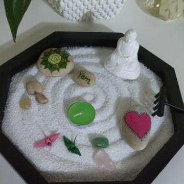 Jardim Zen Chakra do Coração
