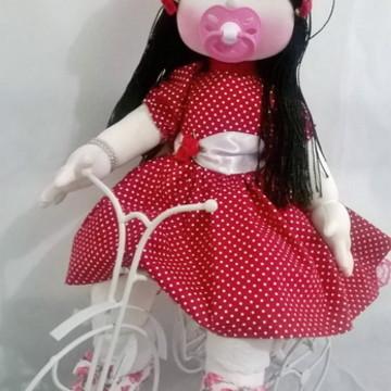 Bonecas de Pano Lindas com 50 cm