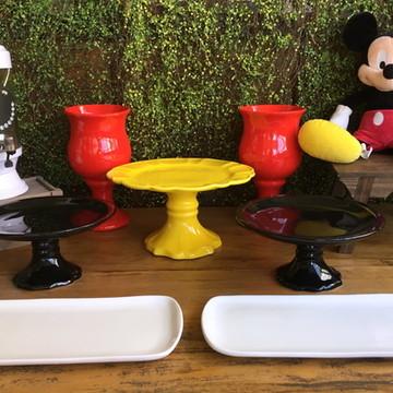 Decoração Festa Infantil Mickey Simples