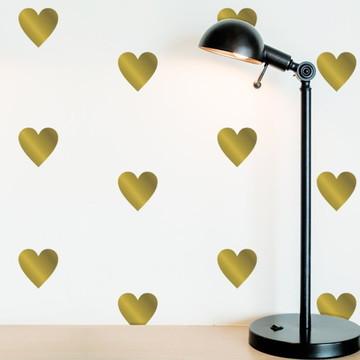Adesivo Coração (Kit)