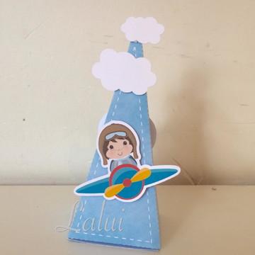 Caixa Cone - Aviador