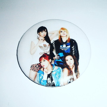 Bottons 55 mm KPop