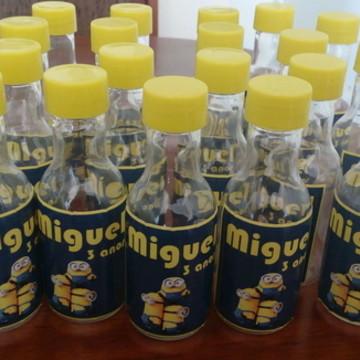 Garrafinha Personalizada Minions