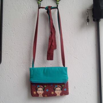 Bolsa Frida Kahlo