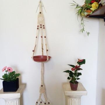 Hanger Plants de Sisal em Festone
